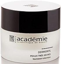 Parfüm, Parfüméria, kozmetikum Tápláló regeneráló krém - Academie Visage Nourishing And Revitalizing Cream Dermonyl