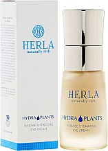 Parfüm, Parfüméria, kozmetikum Szemkörnyékápoló krém - Herla Hydra Plants Intense Hydrating Eye Cream