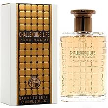 Parfüm, Parfüméria, kozmetikum Real Time Challenging Life - Eau De Toilette