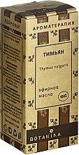 """Parfüm, Parfüméria, kozmetikum Illóolaj """"Kakukkfű"""" - Botanika 100% Thymus Vulgaris Essential Oil"""