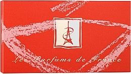 Parfüm, Parfüméria, kozmetikum Charrier Parfums Top Ten - Szett (edp/5.2ml+edp/5.5ml+edp/5.5ml+edp/2.8ml+edp/5ml+edp/5.6ml+edp/5ml+edp/4.6ml+edp/5ml+edp/4.9ml)