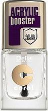 Parfüm, Parfüméria, kozmetikum Gél lakk hatású fedőlakk - Delia Acrylic Booster Top Coat