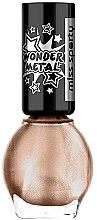 Parfüm, Parfüméria, kozmetikum Körömlakk - Miss Sporty Wonder Metal