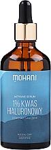 Parfüm, Parfüméria, kozmetikum Hialuronsav gél 1% - Mohani Hyaluronic Acid Gel 1%
