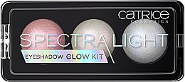 Parfüm, Parfüméria, kozmetikum Szemhéjfesték paletta - Catrice SpectraLight Eyeshadow Glow Kit