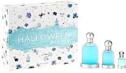 Parfüm, Parfüméria, kozmetikum Jesus Del Pozo Halloween Blue Drop - Szett (edt/100ml + edt/30ml + edt/4.5ml)