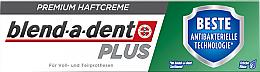 Parfüm, Parfüméria, kozmetikum Műfogsorrögzítő krém - Blend-A-Dent Premium Adhesive Cream Plus Dual Protection Fresh