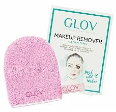 Parfüm, Parfüméria, kozmetikum Sminklemosó kesztyű, rózsaszín - Glov On-The-Go Makeup Remover Rose