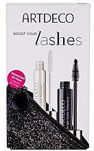 Parfüm, Parfüméria, kozmetikum Szett - Artdeco Angel Eyes (mascara/10ml+booster/10ml+bag)