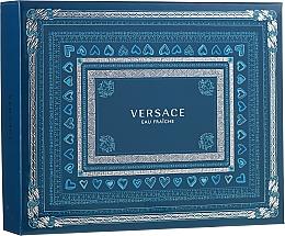 Parfüm, Parfüméria, kozmetikum Versace Man Eau Fraiche - Szett (edt 50ml + sh/gel 50ml + a/sh 50ml)