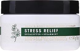 """Parfüm, Parfüméria, kozmetikum Lábkrém repedések ellen """"Eukaliptusz és menta"""" - Bath and Body Works Stress Relief Cracked Heel Treatment"""
