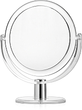 Parfüm, Parfüméria, kozmetikum Kétoldalas kozmetikai tükör, d 16 cm - Titania