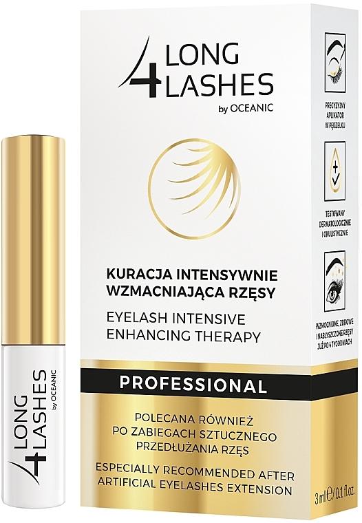 Szempillaerősítő szer - Long4Lashes Eyelash Intensive Enhancing Therapy