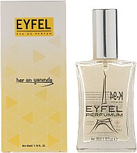 Parfüm, Parfüméria, kozmetikum Eyfel Perfume K-94 - Eau De Parfum