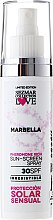 """Parfüm, Parfüméria, kozmetikum Napozó krém """"Marbella"""" SPF30 - Sezmar Collection Marbella"""
