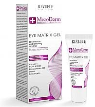 Parfüm, Parfüméria, kozmetikum Szem gél - Revuele Mezoderm Eye Matrix Gel Eye Contour