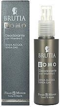 Parfüm, Parfüméria, kozmetikum Dezodor - Frais Monde Men Brutia Deodorant