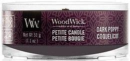 Parfüm, Parfüméria, kozmetikum Illatgyertya pohárban - Woodwick Dark Poppy