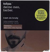 Parfüm, Parfüméria, kozmetikum Szakállápoló krém - Tolpa Dermo Men Barber Cream