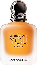 Parfüm, Parfüméria, kozmetikum Giorgio Armani Emporio Armani Stronger With You Freeze - Eau De Toilette
