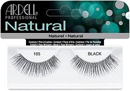Parfüm, Parfüméria, kozmetikum Műszempilla - Ardell Natural Lashes Black 105