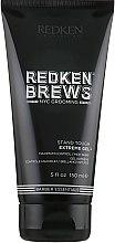 Parfüm, Parfüméria, kozmetikum Hajformázó zselé - Redken Brews Stand Tough Extreme Gel