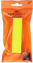 Parfüm, Parfüméria, kozmetikum Polírozó buffer 120/150, 74813, sárga - Top Choice Colours Nail Block