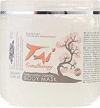 "Parfüm, Parfüméria, kozmetikum Testápoló maszk ""Tai"" - Sezmar Collection Professional Tai Aromatherapy Body Mask"