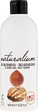 """Parfüm, Parfüméria, kozmetikum Tusfürdő gél """"Shea és makadámia"""" - Naturalium Shea & Macadamia Shower Gel"""