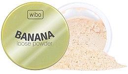 Parfüm, Parfüméria, kozmetikum Arcpúder banán - Wibo Banana Loose Powder