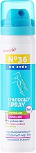 Parfüm, Parfüméria, kozmetikum Hűsítő lábápoló spray 3 az 1-ben - Pharma CF No36 Foot Spray 3In1