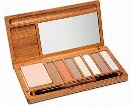 Parfüm, Parfüméria, kozmetikum Szemhéjfesték paletta - Alilla Cosmetics Nude Palette