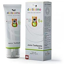 Parfüm, Parfüméria, kozmetikum Fogkrém gyerekeknek - Dentissimo Junior Toothpaste Apple