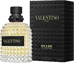 Parfüm, Parfüméria, kozmetikum Valentino Born In Roma Uomo Yellow Dream - Eau De Toilette