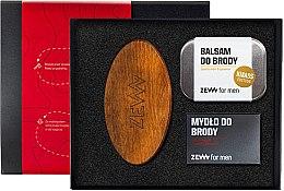 Parfüm, Parfüméria, kozmetikum Szett - Zew For Men (balm/80 ml + soap/85ml + brush)