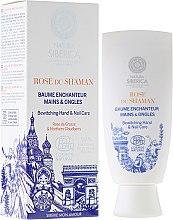 Parfüm, Parfüméria, kozmetikum Kézápoló balzsam - Natura Siberica Bewitching Hand & Nail Care