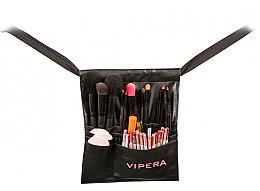 Parfüm, Parfüméria, kozmetikum Ecsettartó övtáska - Vipera Make-Up Brush Belt
