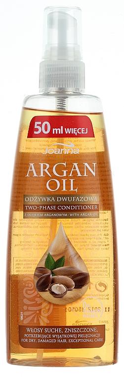 Kétfázisu kondicionáló argánolajjal - Joanna Argan Oil Two-Phase Conditioner