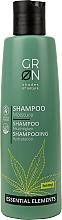 Parfüm, Parfüméria, kozmetikum Hidratáló sampon - GRN Essential Elements Moisture Hemp Shampoo