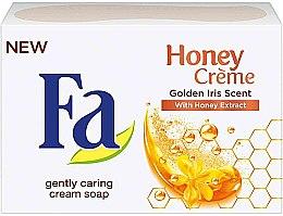"Parfüm, Parfüméria, kozmetikum Szappan ""Golden Iris aroma"" - Fa Honey Creme Golden Iris Cream Soap"