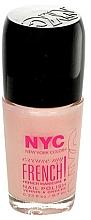 Parfüm, Parfüméria, kozmetikum Körömlakk - NYC Color Excuse My French! Manicure Nail Polish