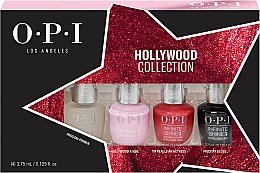Parfüm, Parfüméria, kozmetikum Készlet - O.P.I Infinite Shine 2 Hollywood Collection Spring 2021 Mini Set