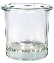 Parfüm, Parfüméria, kozmetikum Gyertyatartó - Yankee Candle POP Clear Tealight Votive Holder