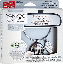 Parfüm, Parfüméria, kozmetikum Autóillatosító - Yankee Candle Fluffy Towels Linear