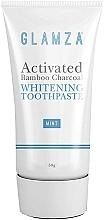 Parfüm, Parfüméria, kozmetikum Fehérítő fogkrém aktív bambusz szénnel - Glamza Activated Bamboo Charcoal Toothpaste