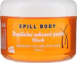 Parfüm, Parfüméria, kozmetikum Szőrtelenítő cukorpaszta - Epill Body Depilation Naturally With Sugar Classic