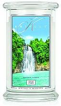 Parfüm, Parfüméria, kozmetikum Illatgyertya üvegben - Kringle Candle Fiji