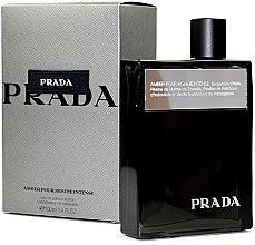 Parfüm, Parfüméria, kozmetikum Prada Amber Pour Homme Intense - Eau De Parfum