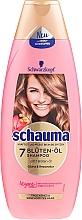 """Parfüm, Parfüméria, kozmetikum Sampon """" 7 virág olaja"""" - Schwarzkopf Schauma 7 Blossom Oil Shampoo"""
