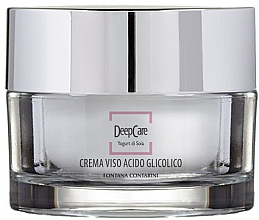 Parfüm, Parfüméria, kozmetikum Arckrém glikolsavval - Fontana Contarini Glycolic Acid Face Cream